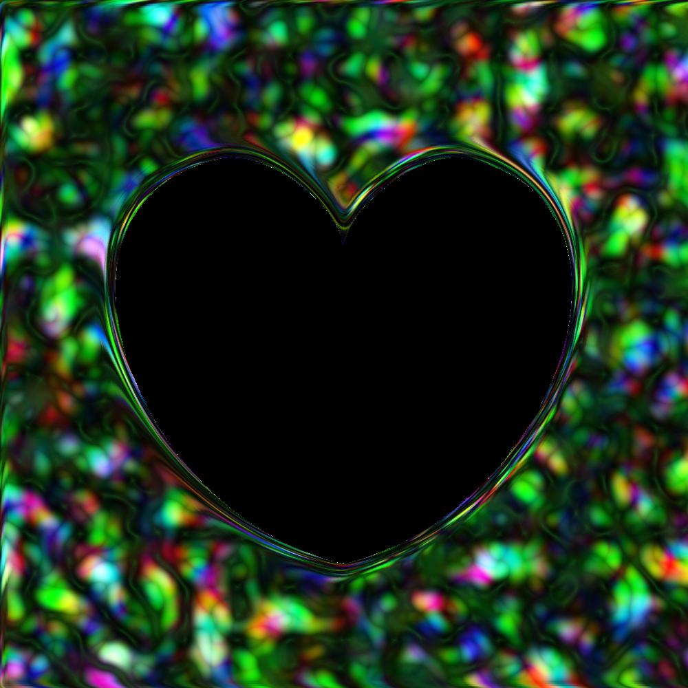 heart shaped frames – YBWorks
