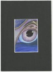 Blue Eye Moon